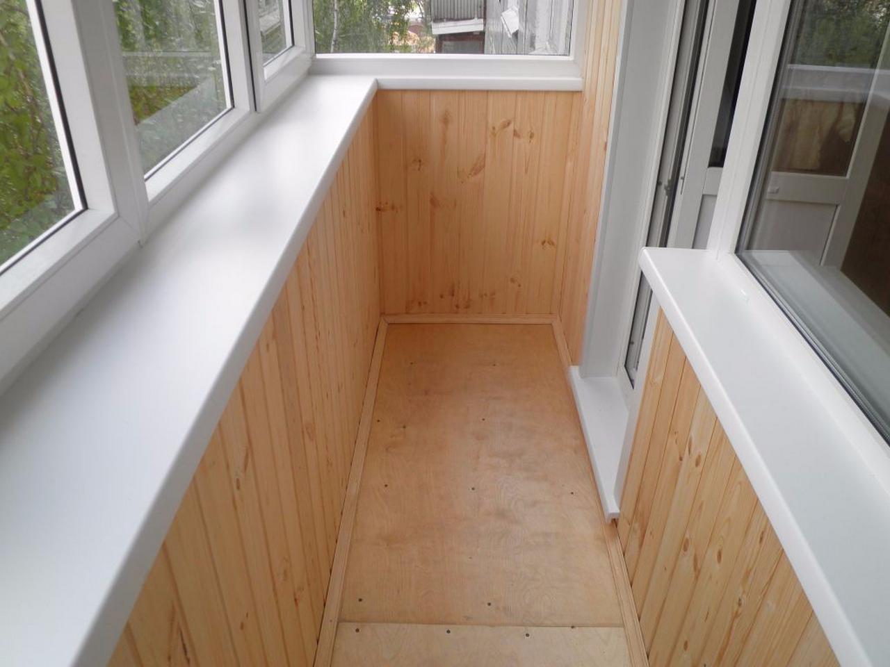 Проверенный исполнитель услуги ремонт балконов под ключ в ха.