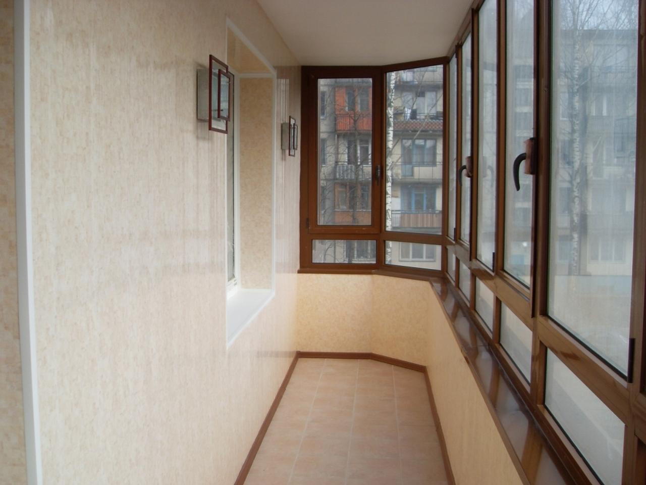 Предложение: ремонт и отделка балкона и лоджии, город.