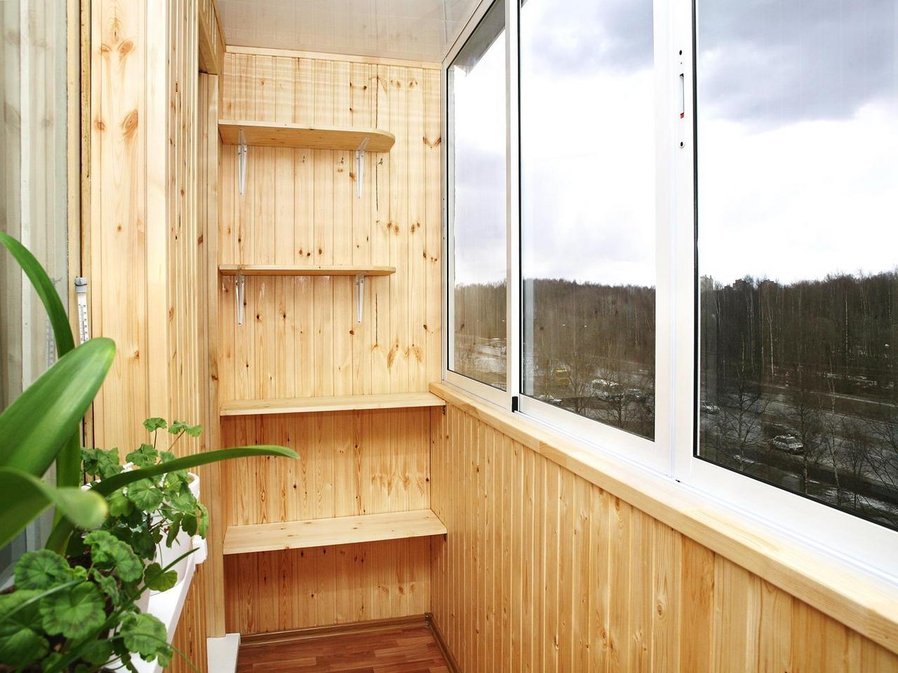 Дизайн балконов и лоджий - фото внутри и снаружи, отделка и .
