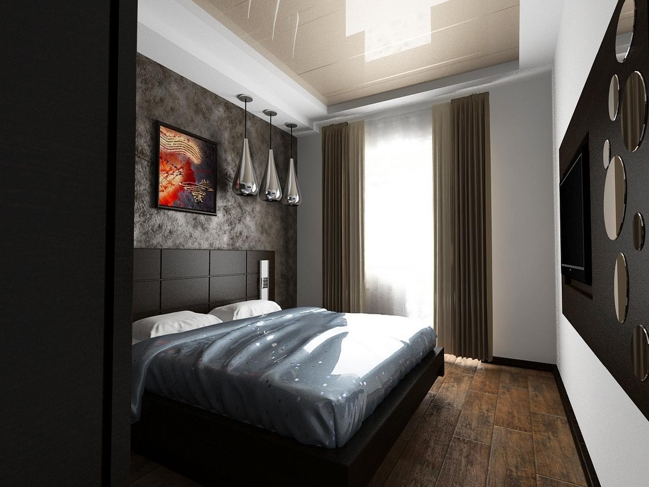 Идеи ремонта спальни фото в небольших квартирах: варианты в маленькой 337