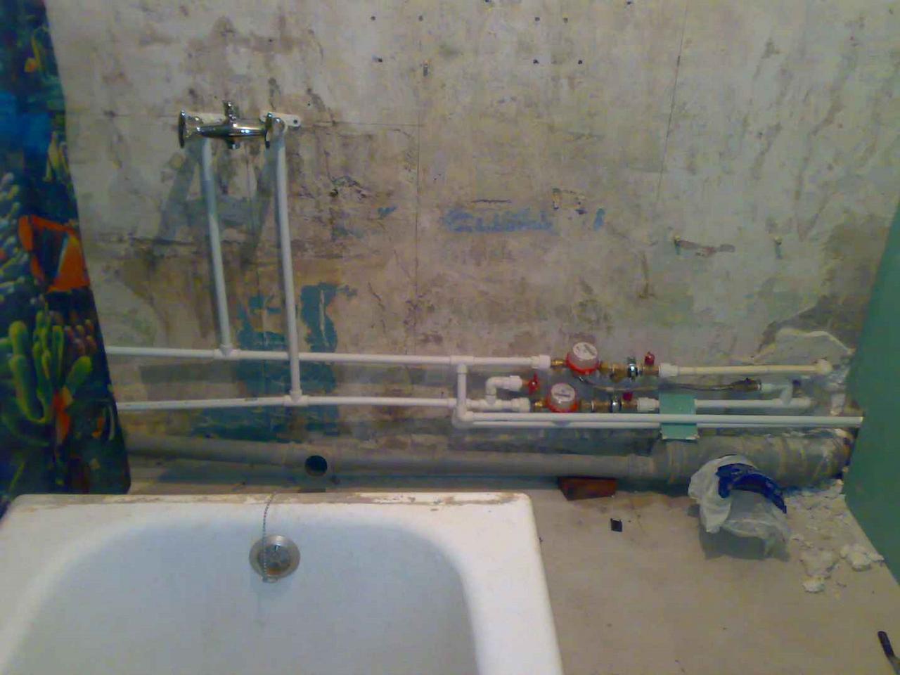 Как сделать ремонт в ванной своими руками: делаем